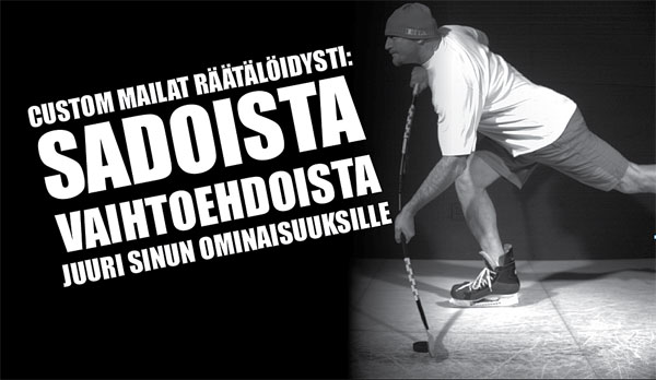 Base Hockey mailat nyt Hockey Basesta!