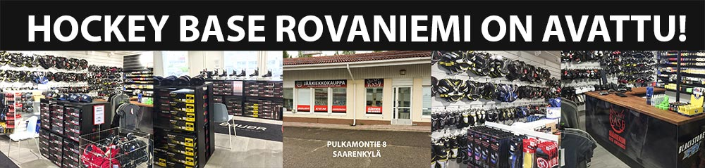 Hockey Base Rovaniemi on avattu!