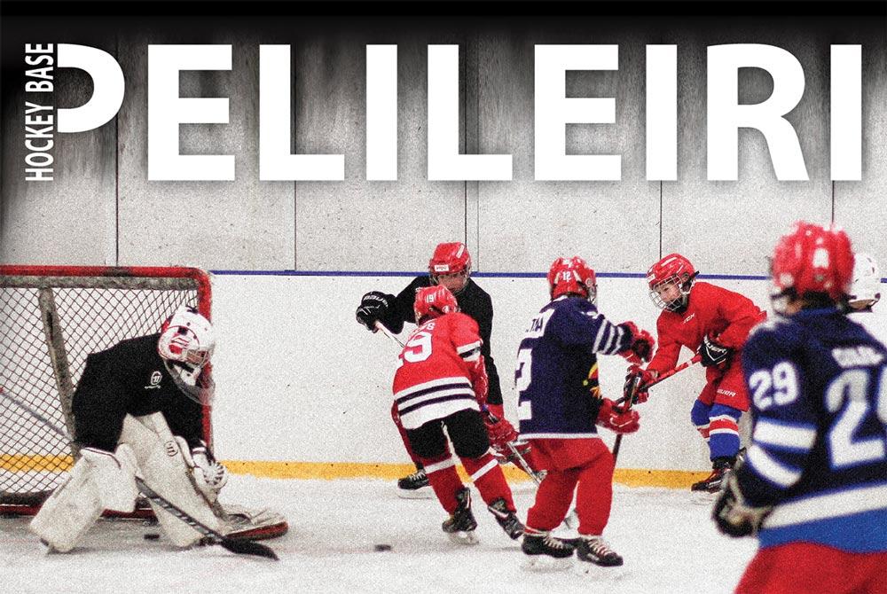 Pelileiri Hockey Base treenikeskuksessa!